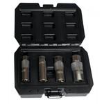 Autojack 38SPS4 4 Piece 3/8 inch Sq Drive Spark Plug Socket Set