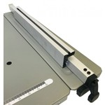 Lumberjack TS210SL Powerful 1500W Bench Table Saw with sliding side extension & 210mm Blade