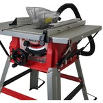 TS210SL Powerful 1500W Bench Table Saw with sliding side extension & 210mm Blade
