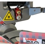 Lumberjack SCMS254SB Mitre Saw single bevel