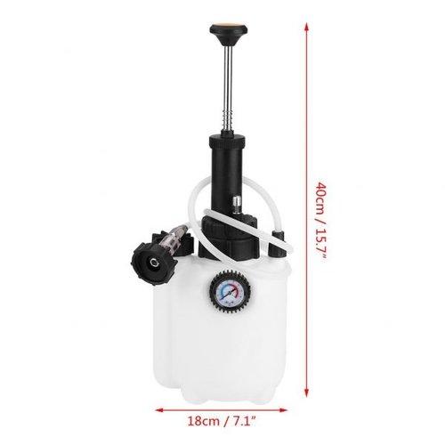 Autojack 3L Brake & Clutch Bleeding System - BCB3L