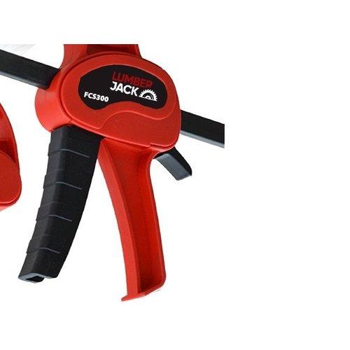 FCS300 2 x 300 mm schnelle Klemme und Spreizer