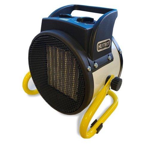 Autojack  2kW Elektrische Ventilatorkachel - EFH2KW