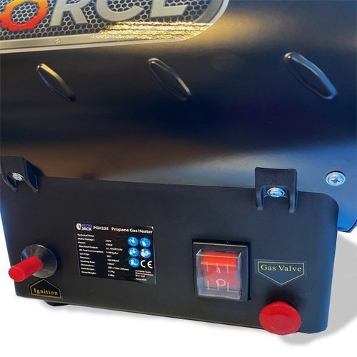 Autojack 15KW Propane Gas Heater - PH15KW
