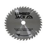 Lumberjack Zaagbladset 254mm, 48T - 60T - CSB254set1