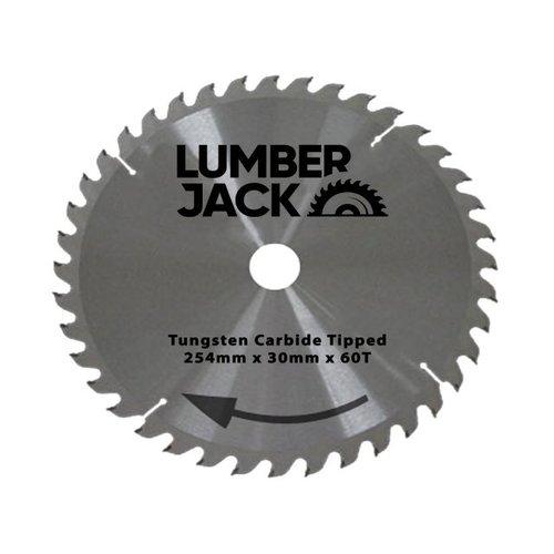 Lumberjack Zaagblad 254mm, 60T - CSB25460