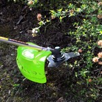 Gardenjack Gartenmaschine Multifunktions 4-in-1, 2-Takt 1350W - GMS48C