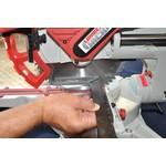 Lumberjack SCMS305DB Sliding Compound Double Bevel Mitre Saw  - extra saw blade