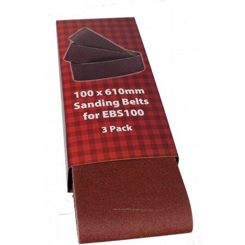 Lumberjack Schuurbanden 100mm- EBSB100