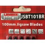 Lumberjack Stichsägeblätter 5er-Set - JSBT101BR