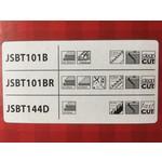 Lumberjack Decoupeerzaagbladen set van 5 st. - JSBT144D