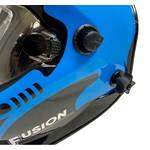 Autojack  WH100B Auto darkening welding helmet Blue