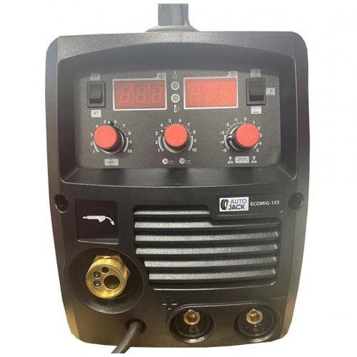 Autojack Schweißgerät MIG 155A - ECOMIG155