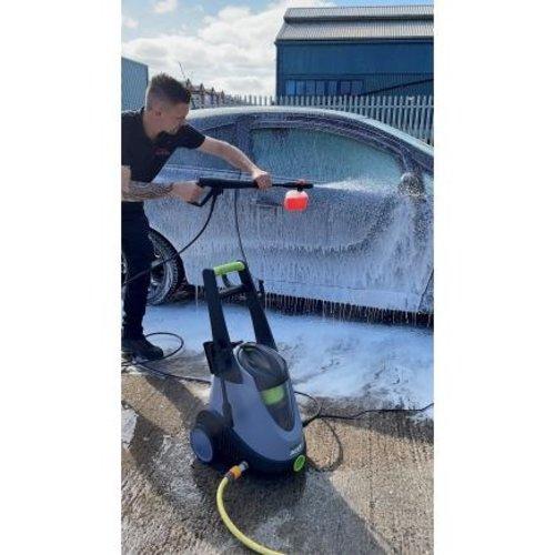 Gardenjack 2-in-1 Pressure Washer Wet and Dry Vacuum - PWV1500