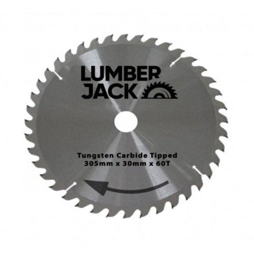 Lumberjack Sägeblatt  305mm 60T  - CSB30560
