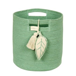 Lorena Canals Opbergmand Leaf | Groen