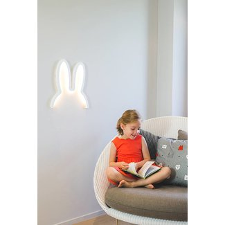 Atelier Pierre Nijntje Wit LED Mood light | Small
