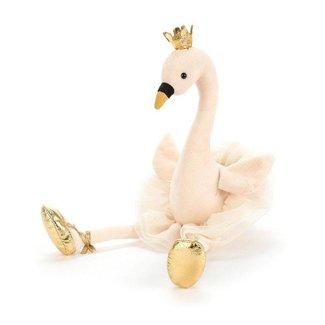 Jellycat Knuffel Fancy Swan | Large