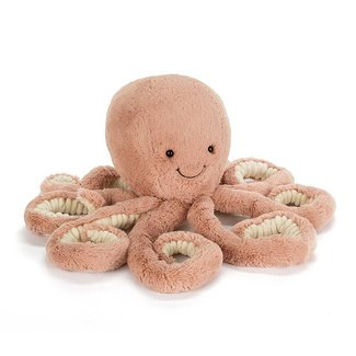 Jellycat Knuffel | Little - Odell Octopus