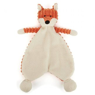 Jellycat Cordy Roy Baby Fox Soother Knuffeldoek