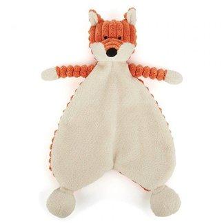 Jellycat Cordy Roy Baby Fox Soother Knuffeldoek