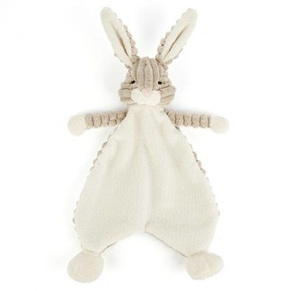Jellycat Cordy Roy Baby Haas Soother Knuffeldoek