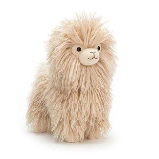 Jellycat Knuffel Lama | Luscious Llama
