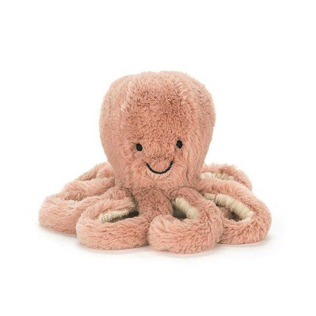 Jellycat Knuffel   Baby - Odell Octopus