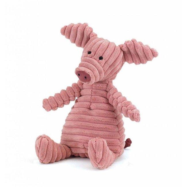 Jellycat Knuffel Cordy Roy Pig - Varken   Small