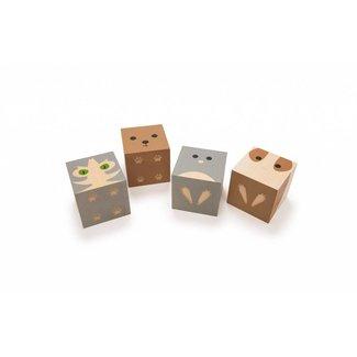Uncle Goose Cubelings™ Huisdieren