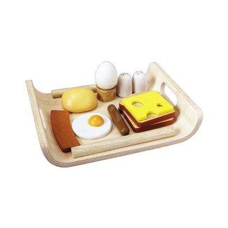 Plan Toys Ontbijt-menu