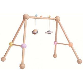 Plan Toys Houten Babygym | Pastel