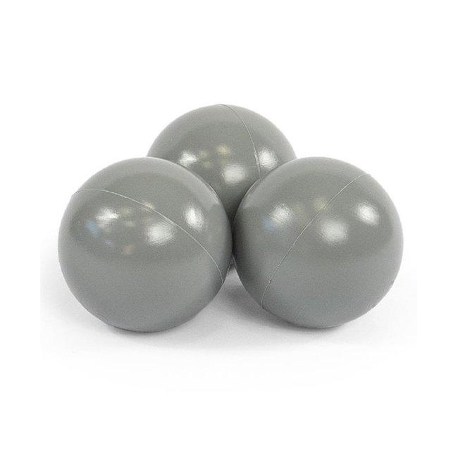 Misioo Extra set ballen, 50 stuks | Grijs