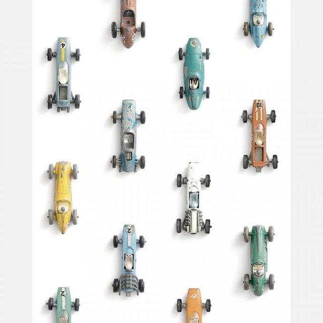 Studio Ditte Behang Raceauto