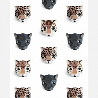 Studio Ditte Behang Panthera