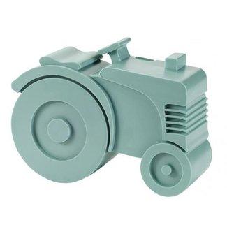 Blafre Lunchbox Tractor Lichtblauw