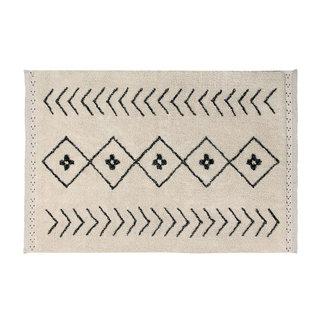 Lorena Canals Bereber Rhombs | Vloerkleed 140 × 210 cm