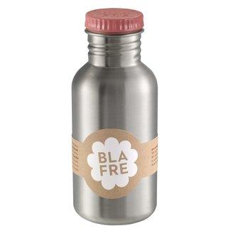 Blafre Stalen drinkfles 500ml | Roze