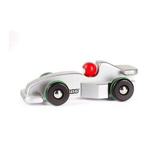 Bajo Formule 1 Race-auto | Zilver