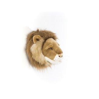 Wild & Soft Dierenkop Leeuw