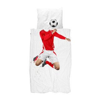 Snurk Dekbedovertrek Soccer Champ | 140 x 200 cm