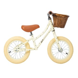 Banwood Loopfiets First Go! Bonton Cream