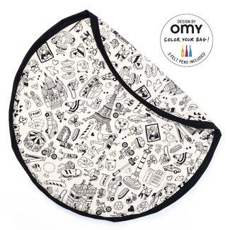 Play & Go Opbergzak | Speelkleed Omy Paris