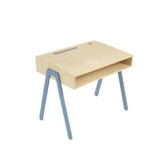 In2Wood Kinderbureau Desk Small | Blue