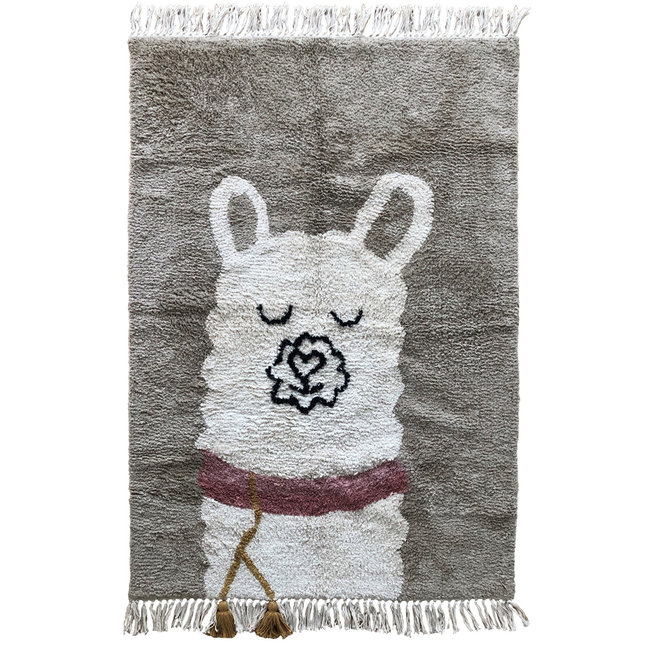 Tapis Petit Vloerkleed Lama