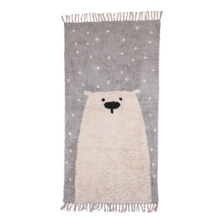 Tapis Petit Vloerkleed Bear | Beer