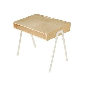 In2Wood Kinderbureau Desk Large | White