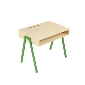 In2Wood Kinderbureau Desk Small | Green