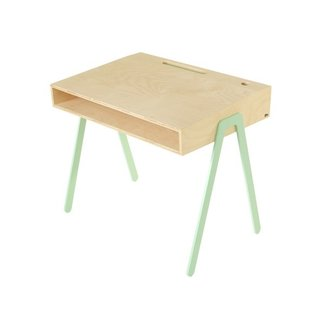 In2Wood Kinderbureau Desk Large | Mint