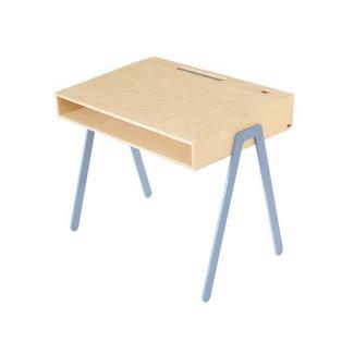 In2Wood Kinderbureau Desk Large | Blue